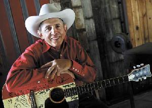 Monte Mills, who lives in Creston, has a string of shows in the county this month.